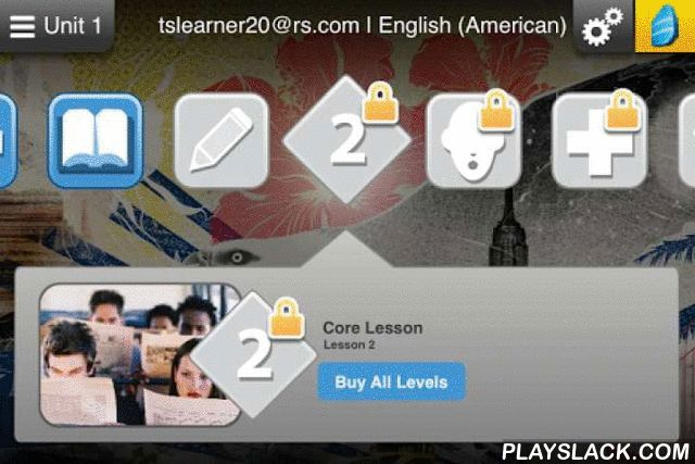 "Learn Languages: Rosetta Stone  Android App - playslack.com ,  Learn to speak Spanish, Italian, German, French, English, or one of 19 other languages anytime, anywhere. Just download ""Learn Languages: Rosetta Stone,"" our free language-learning app, and start building new language skills quickly and effectively with the proven Rosetta Stone® method. Learning with our free mobile app is like having a personal language tutor. You'll discover new vocabulary and grammar—and learn how to use your…"