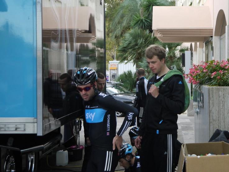 Team Sky | Pro Cycling | Photo Gallery | Mallorca training gallery 2