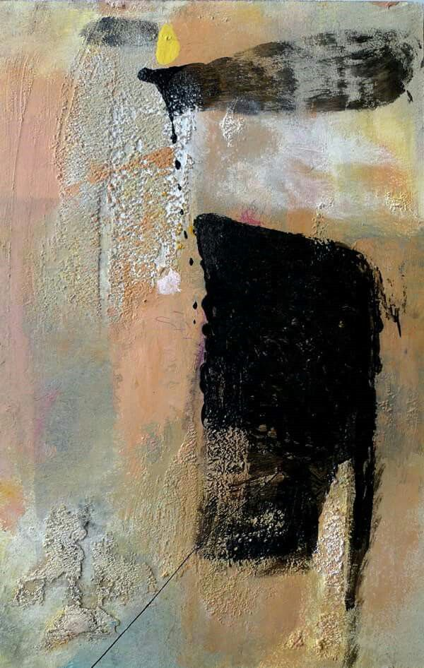 contemporary abstract art  :: Yu Polch 'Mangoo'
