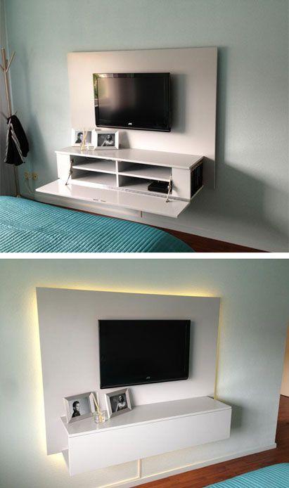 zelf maken: tv-meubel