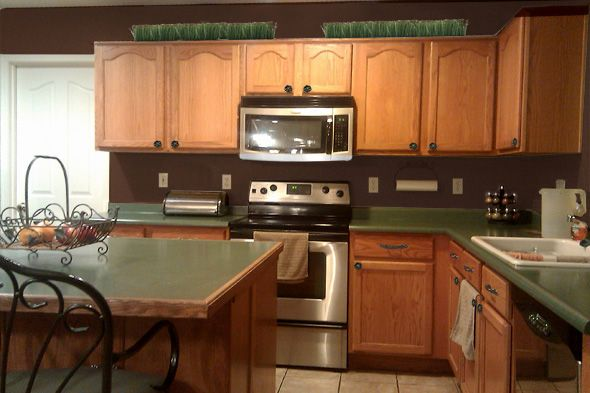 painting kitchen cabinets dark brown best 20 brown painted cabinets ideas on 7337