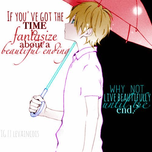 #Animeboy #Quotes #Coloredbyme #Toukowhitegraphic  Ita: Se la prendi, mettere i crediti.. grazie. Eng: If you take it, put the credits .. thanks.