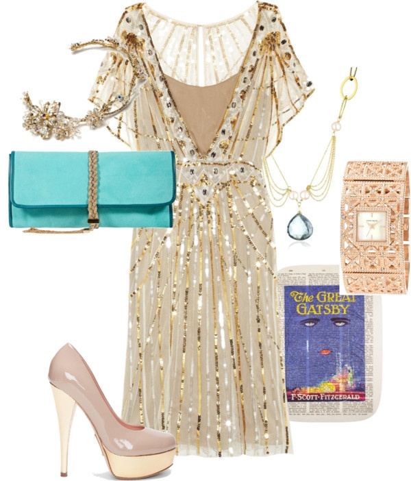 Great link for Gatsby-inspired dresses