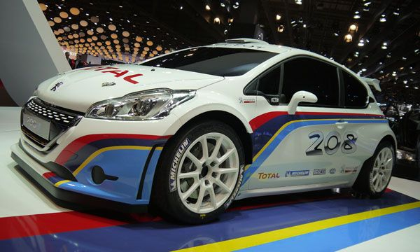 Peugeot 208 Compact Racer