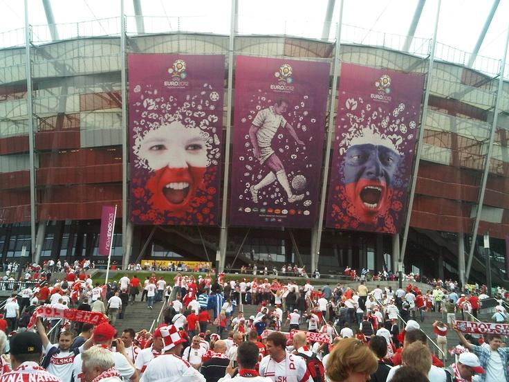 UEFA EURO 2012 Warsaw