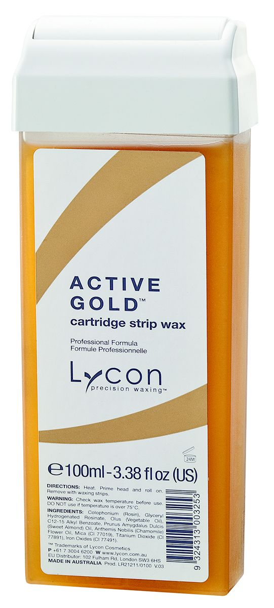 LYCON Strip Wax Cartridges offer easier and faster application of Olive Oil, Active Gold, So Berry Delicious and LYCOtec Strip Wax. Try these leak resistant cartridges for yourself!