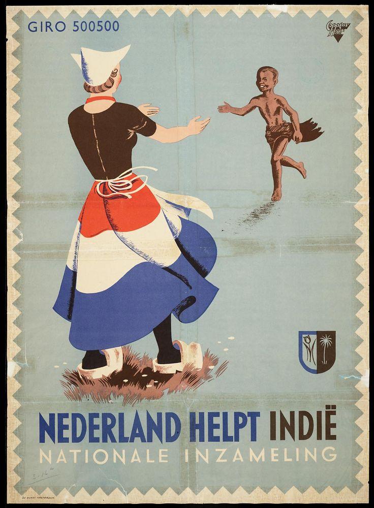 1945 Nederland helpt Indie