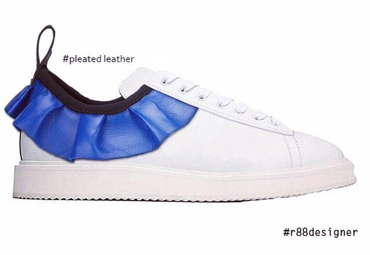 #ss2017 #sneakers #r88designer #fashion #fashionista #creative #newlook #followme #likes4likes