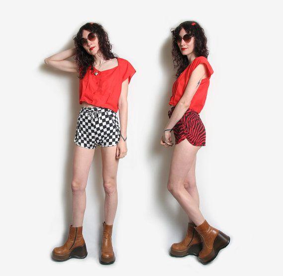 97 besten Vintage shorts Bilder auf Pinterest   Vintage shorts ...