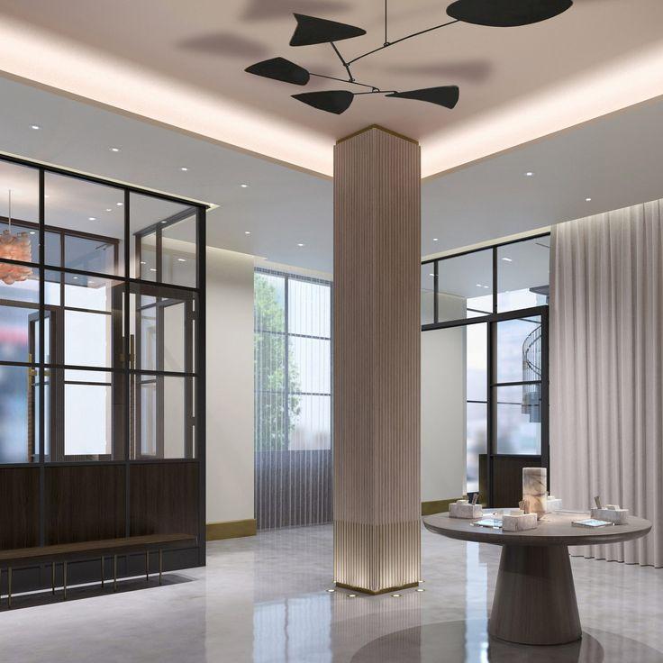 Best 25 column design ideas on pinterest columns club for Interior column designs