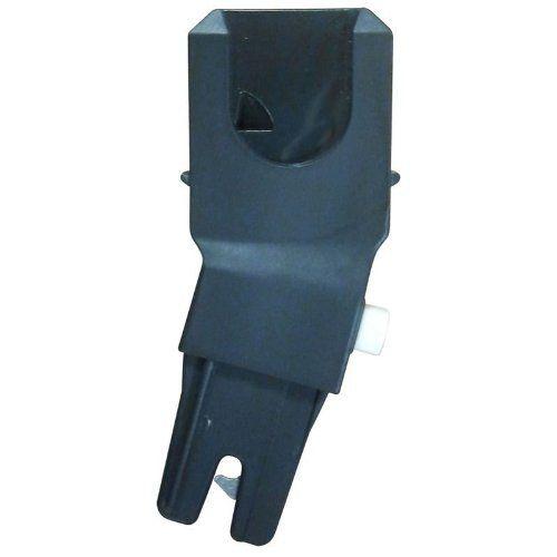 Red Castle Pebble–Adaptateur pour Evolutwin, couleur noir: Ces attaches permettent de fixer le siège-auto Pebble sur la poussette…