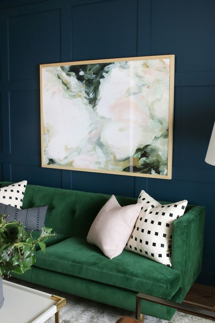 Nice 20 Green Living Room With Blush Pink Sofa Green Living Room Decor Blue And Green Living Room Living Room Green #pink #and #blue #living #room #ideas