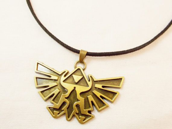 #LegendofZelda #triforce #choker #necklace by #10dollarjewellery