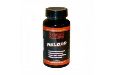 Extreme Nutrition Reload 60 Capsules + Free Sample Price: WAS £64.95 NOW £50.99
