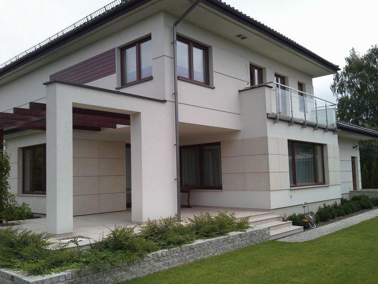 Projekt domu Słodki