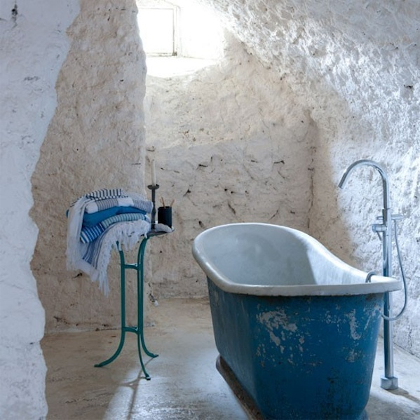 131 besten BATHROOM - BLUE Bilder auf Pinterest Badezimmer