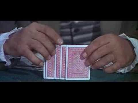 Cara de póquer // Trinity, Poker scene  (1972 Trinity Is Still My Name)