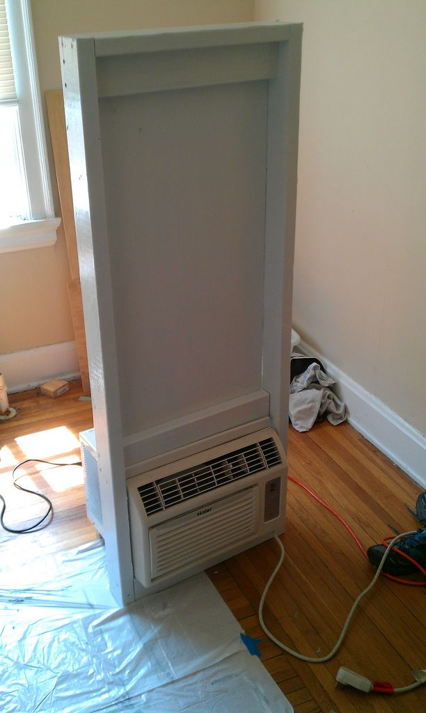 window frame for window air conditioner - Google Search