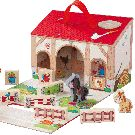 Haba My first Playworld -  Boxed Horse Farm