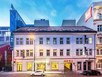 Hotel Ibis Praha in Prague