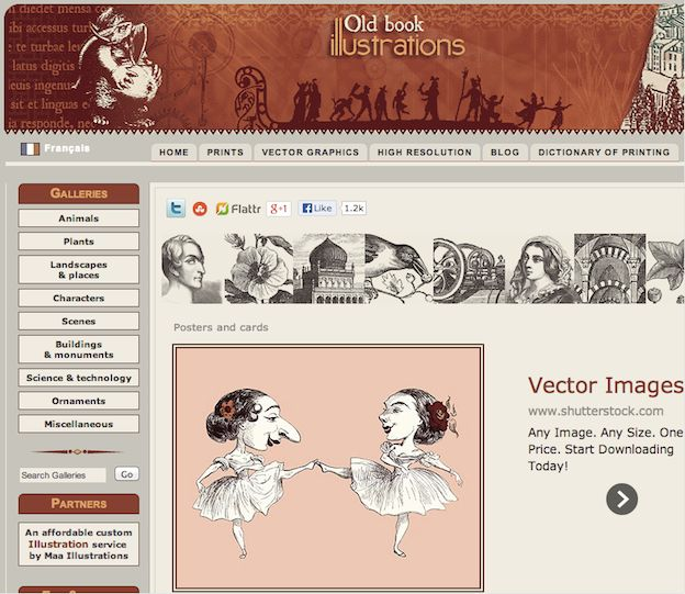 21 FREE public domain images websites - A big variety of sources!