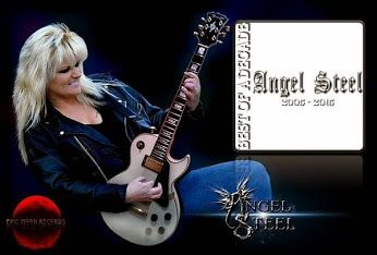 """FREE SHIPPING till midnight tonight when you order """"Angel Steel's Best Of A Decade"""" Autographed CD Set - Hurry Sale Ends At Midnight!! http://tinyurl.com/qfol6qx"""