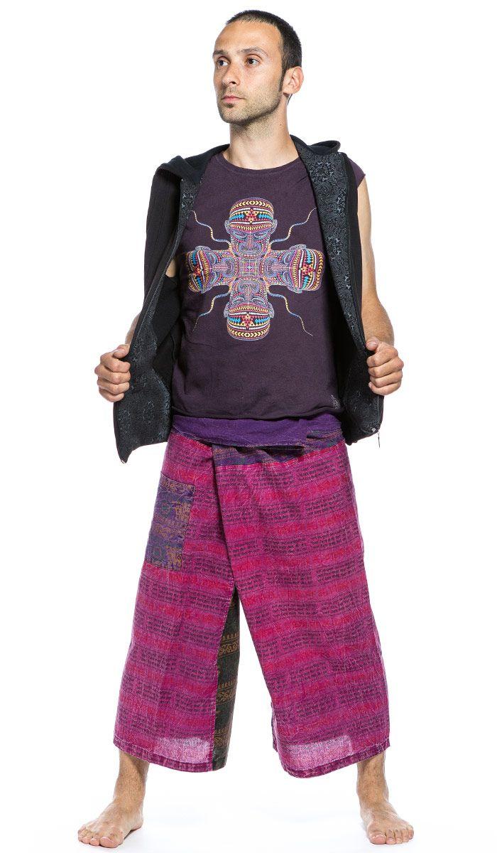 Шорты для Йоги в этническом стиле. Men's Yoga Shorts http://indiastyle.ru/products/shtany-dlya-yogi-niyama 1840 рублей