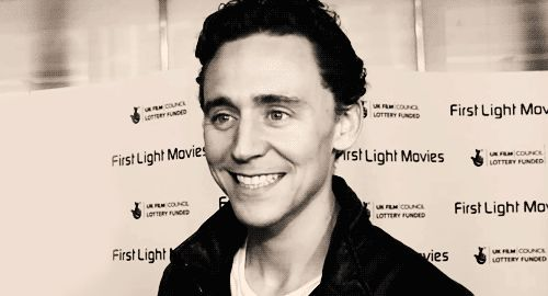 "Tom Hiddleston.  What is not to love about this man? from his sexy laugh and charming smile and his awesome dance moves and his low brassy voice. his fun loving personality will make your date an exciting night to remember! **Yes, yes I would..."" grin"