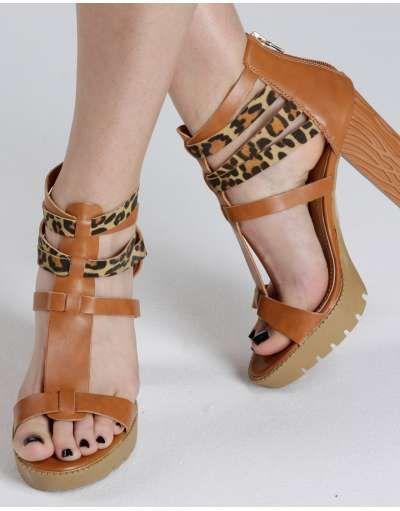 ΝΕΕΣ ΑΦΙΞΕΙΣ :: Πέδιλα Animalisious Sandals - OEM