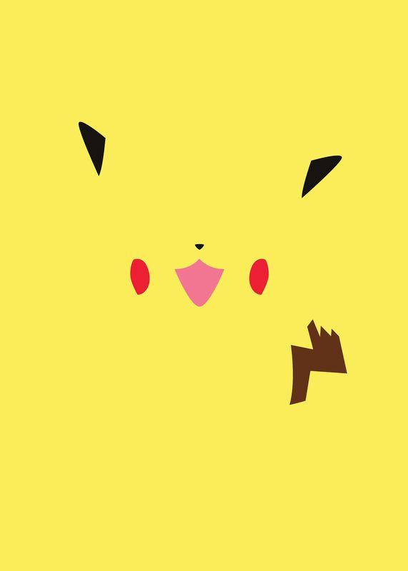 Minimalistic Pokémons