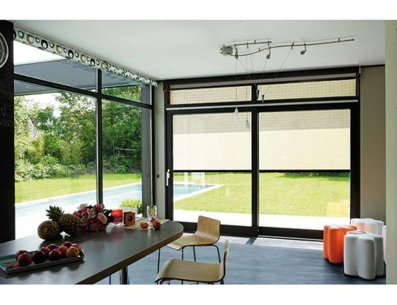 Interior crisp: Decorating ideas - 10 reasons to choose blinds.
