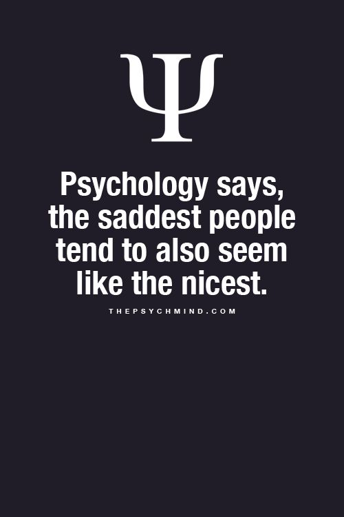 It's funny bc a lot of people think I'm nice, when in reality, I'm just sad.