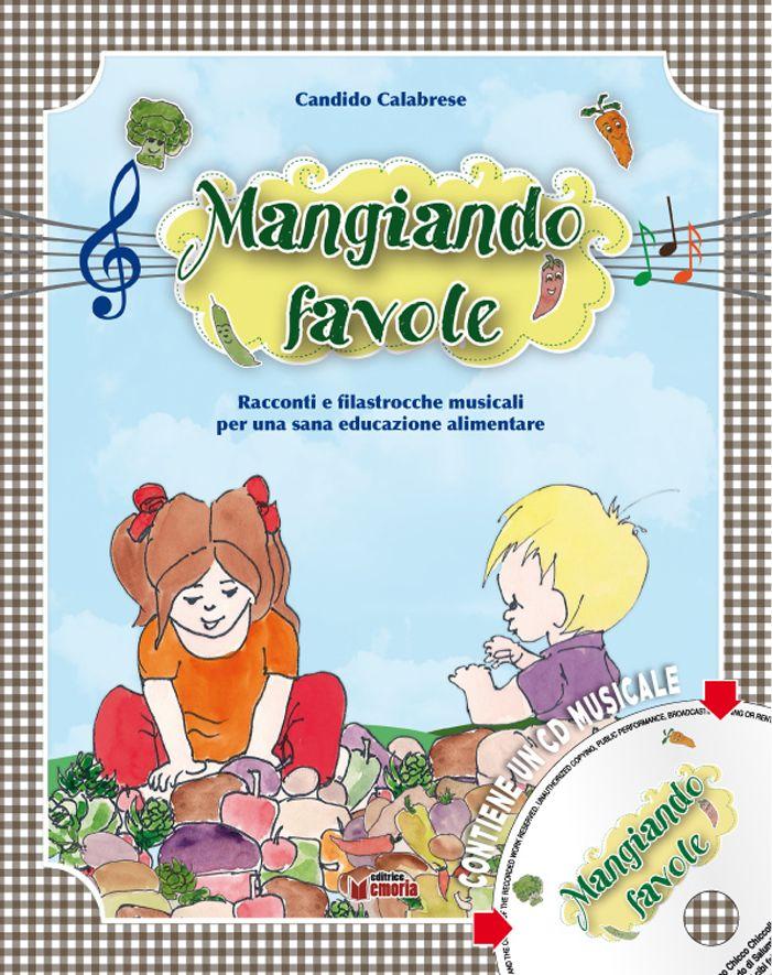 Raccolta di favole didattiche dedicate al tema dell'educazione alimentare, corredato di cd musicale. Un libro concepito per aiutare i bambini a comprendere l'importanza di un' alimentazione sana e genuina attraverso le divertenti avventure di simpatici personaggi.