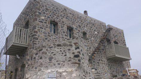 Sterna Nisyros Residences, Emporeios, Nisyros, Kos, 2014 - TSIRONIS GIORGOS