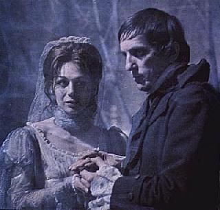 Who can forget that creepy opening, with its eerie theme and dreary footage of waves crashing ominously on a rocky shore? This show embodied fear to me as a kid. And Jonathan Frid was superb as Barnabas Collins. Who knew a soap opera could be this bone-chillingly good?