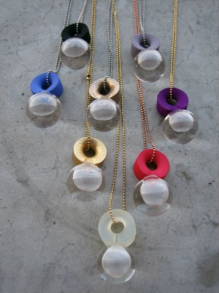 Necklaces Water Remedies. www.scicche.it