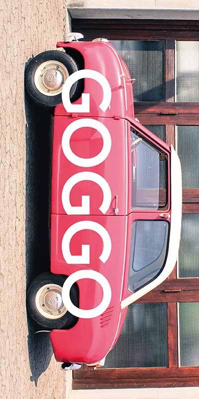 Goggomobil TS 250 ...Diesen tollen Oldtimer können Sie in Ibbenbüren mieten!