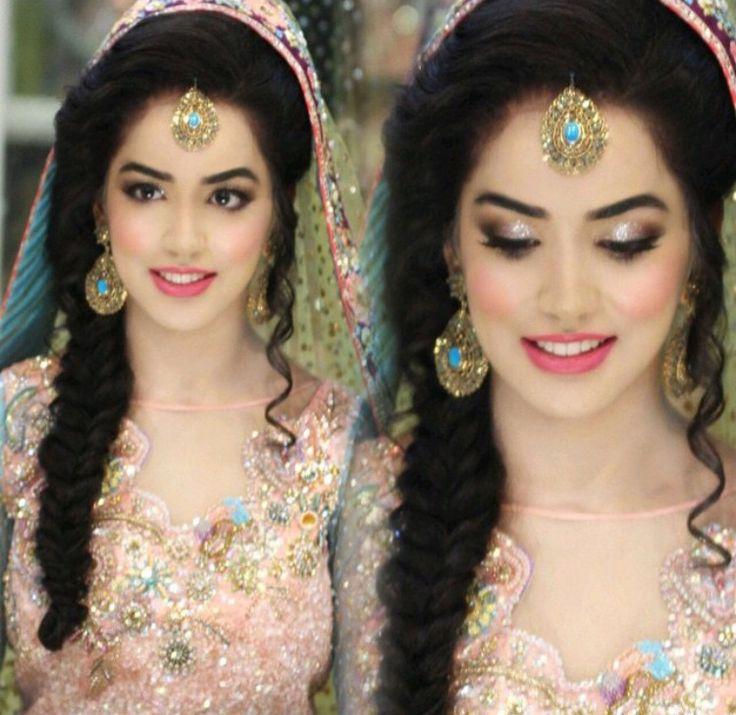 Asian Bridal Hair Make Up Artist London Hd: 1000+ Ideas About Pakistani Bridal Makeup On Pinterest