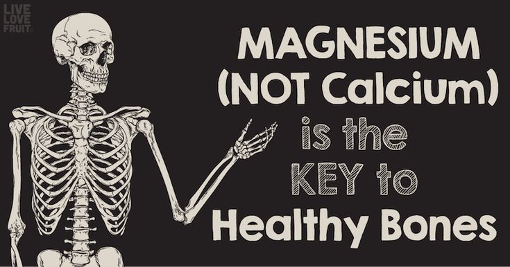 Magnesium: The Most Important Mineral For Bone Health ...