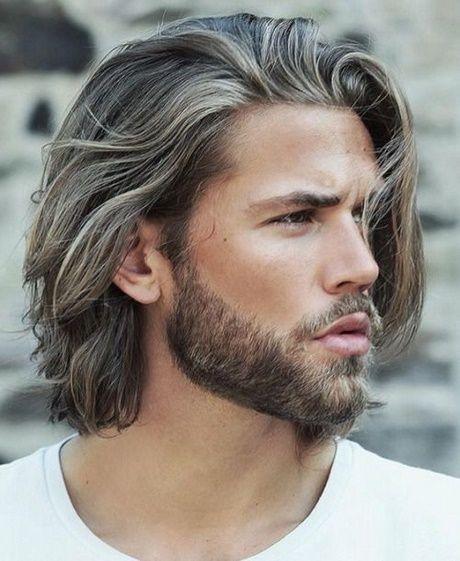 Frisuren Manner 2018 Lang Hare Pinterest Hair Styles Hair Und