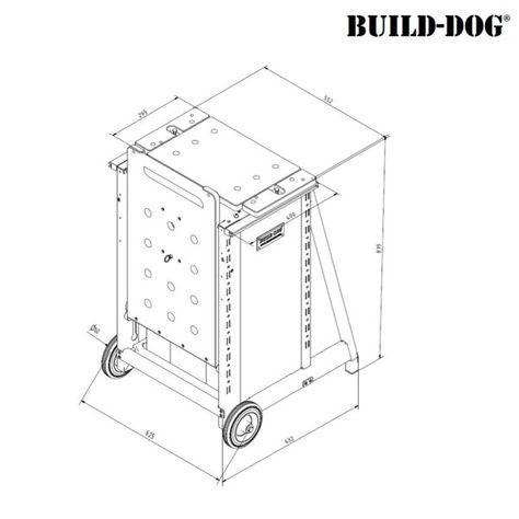 Build-Dog Basis-set - Transportainer ...