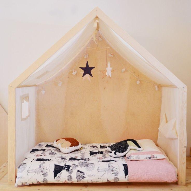 Ambiente preparado I: habitación Montessori