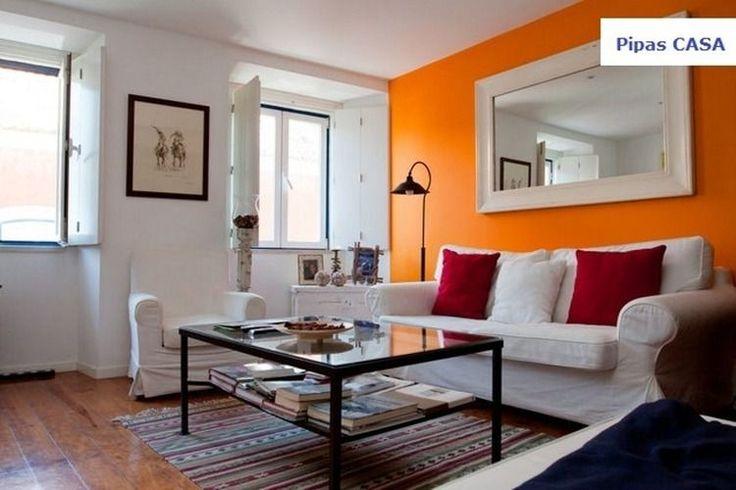 Lissabon en de Portugese Zilverkust combineren tijdens de vakantie ? Huur dit leuke appartement in de hoofdstad van Portugal.