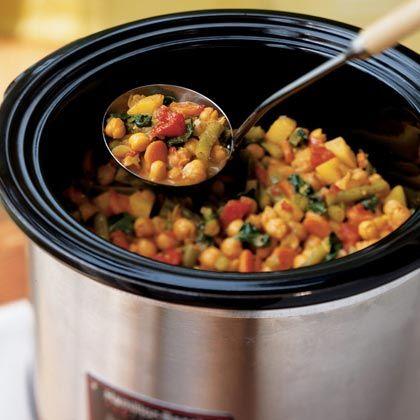 : Crock Pots, Slow Cooker Recipes, Curries Recipes, Vegetables, Cooking Lights, Crockpot Recipes, Curry Recipes, Chickpea Curry, Chickpeas Curries