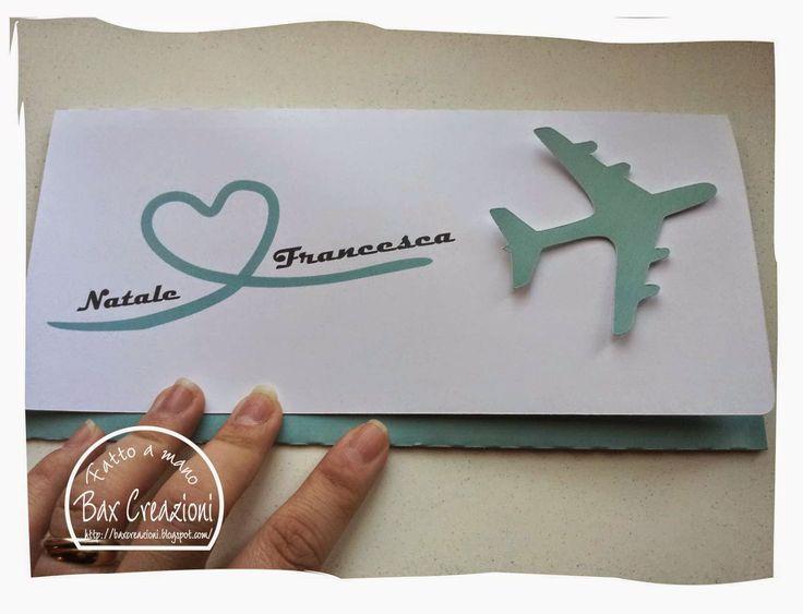Un biglietto aereo... Prezioso!