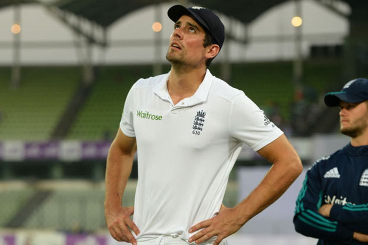 Alastair Cook should resign as England captain  Jeremy Cross Column
