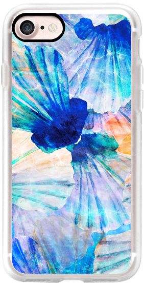 Casetify iPhone 7 Classic Grip Case - Ocean seashells by Nikki Strange #Casetify