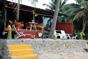 Bang Po beach bungalow 4 pers