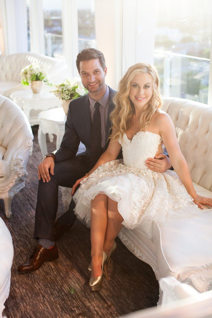 Tara Lipinski's Engagement Party Deserves a Gold Medal