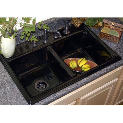 25+ Best Ideas About Black Kitchen Sinks On Pinterest